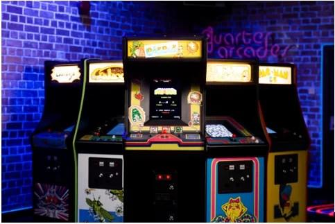 Gali Dug Quarter Arcades Cabinet