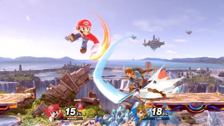 Pembaruan Ultimate Super Smash Bros