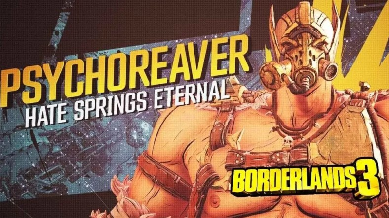 Panduan Pertempuran Bos Borderlands 3 Psychoreaver