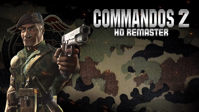 Ulasan: Commandos 2 HD Remaster