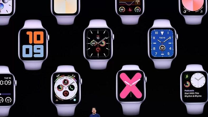 Model Apple Watch Baru