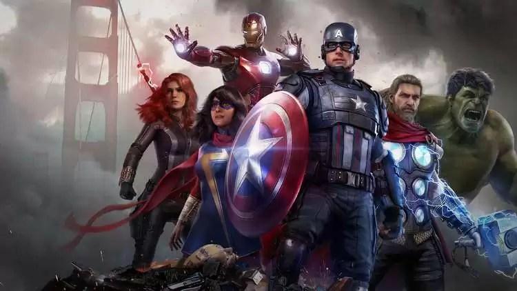 Panduan Sumber Daya Marvels Avengers