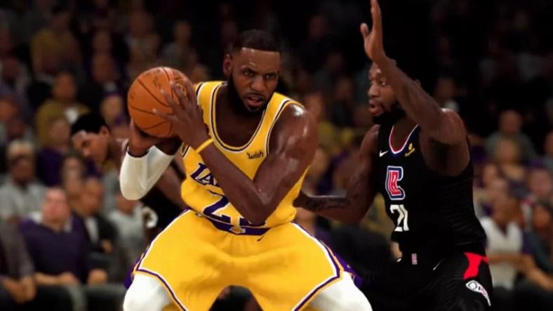 Panduan Lencana NBA 2K21