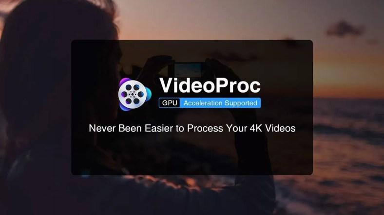 Tinjau VideoProc