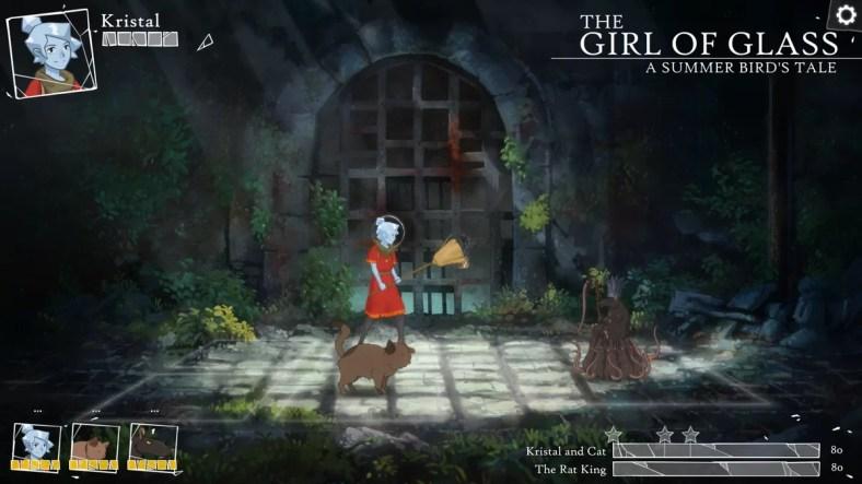 Bab Pertama Gadis Kaca