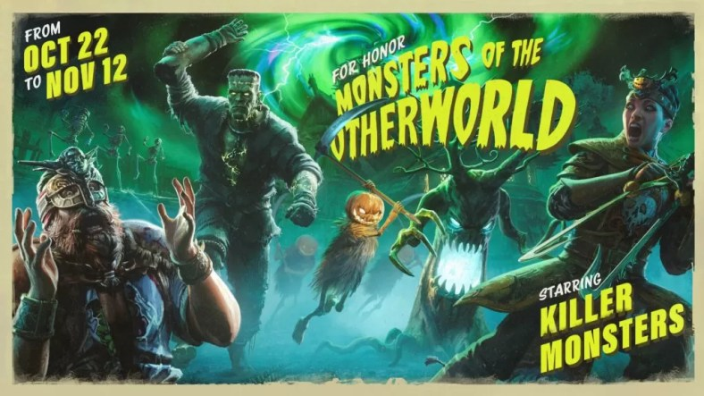 Untuk Honor Monsters of The Otherworldly