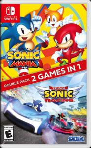 Sega Sonic Nintendo Switch