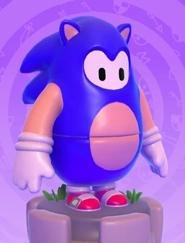 Sonic Fall Guys: Knockout Tertinggi