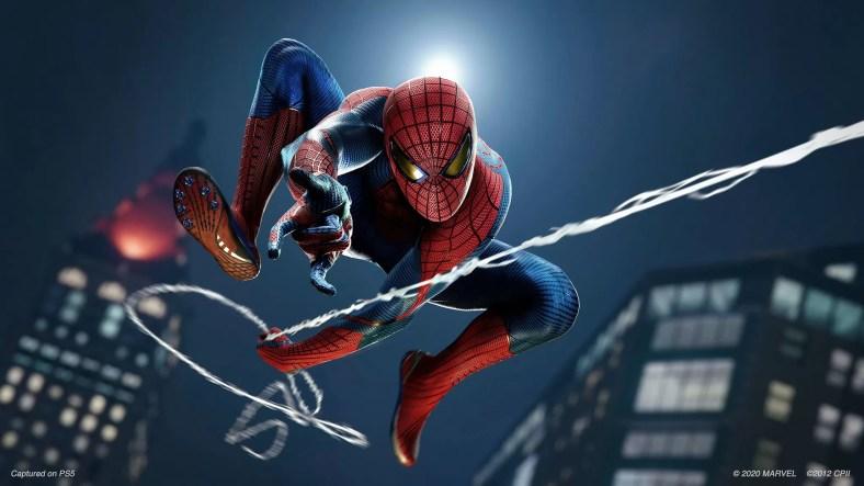 Remaster Marvels Spider-Man