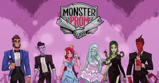 Monster Prom Physical
