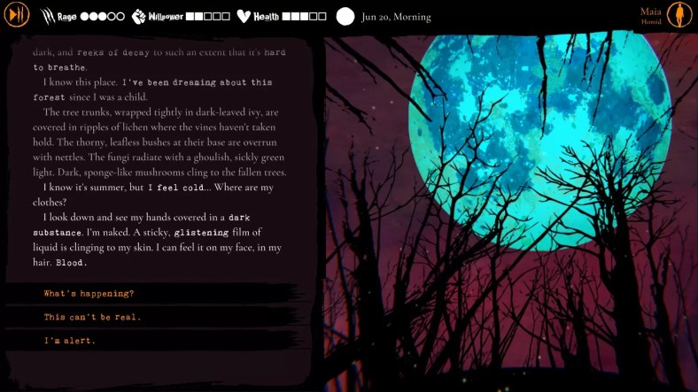Ulasan: Werewolf: The Apocalypse - Heart of the Forest