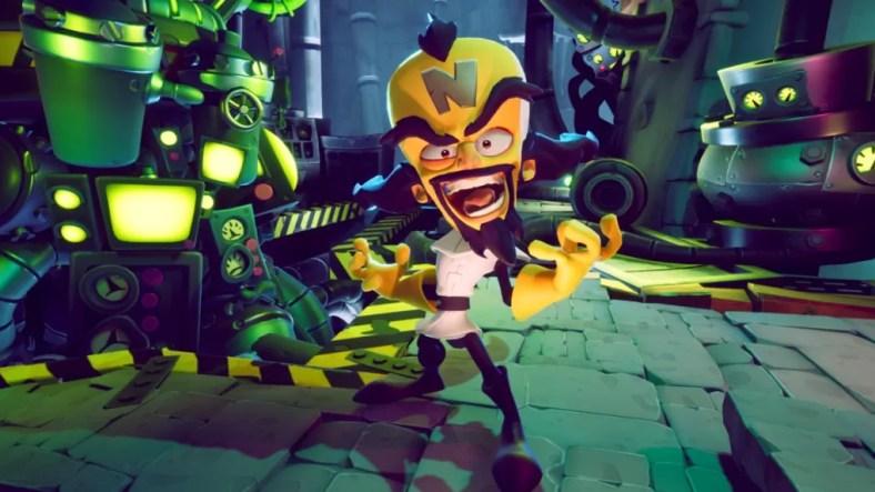 Crash Bandicoot 4 Ini Tentang Panduan Bos Waktu