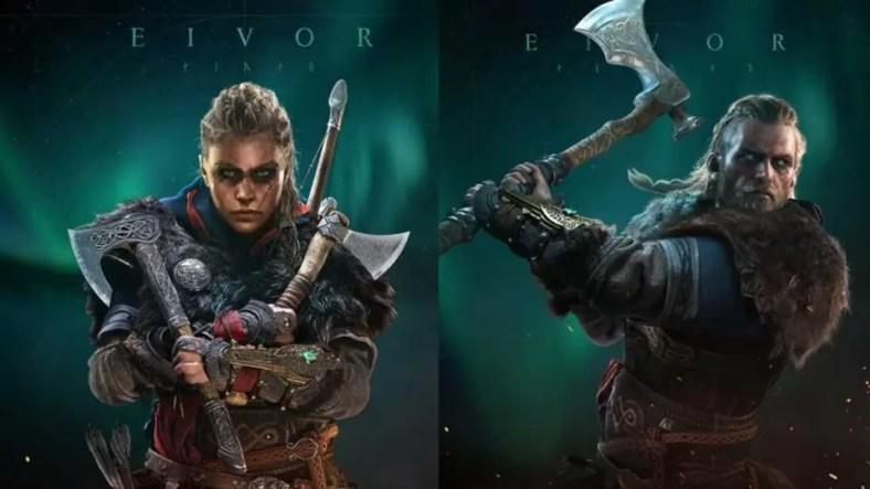 Panduan Lokasi Assassin's Creed Valhalla Wolf Gear