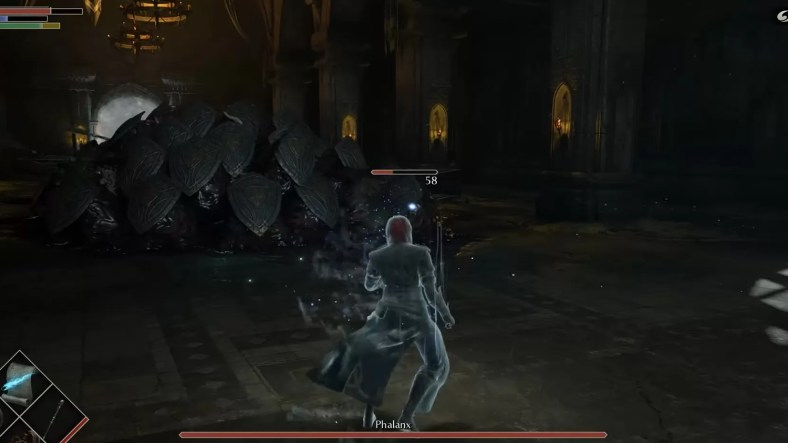 Panduan Pertempuran Bos Phalanx Demons Souls