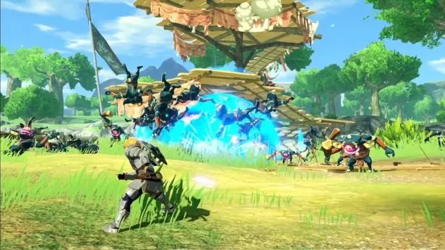 Hyrule Warriors Age Of Calamity Weapon Fusing Guide How To Fuse