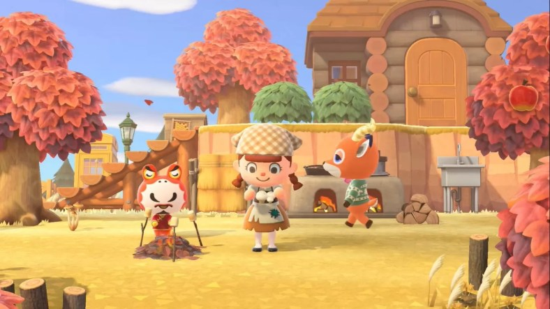 Panduan Resep Jamur Animal Crossing New Horizons