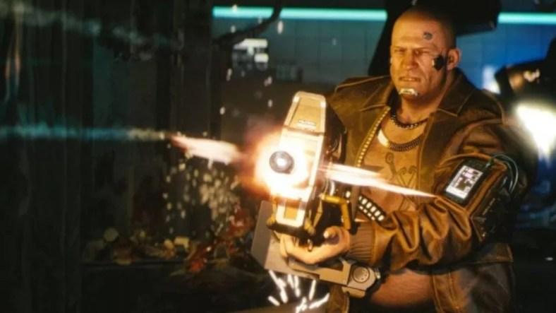 Panduan Senjata Legendaris Cyberpunk 2077