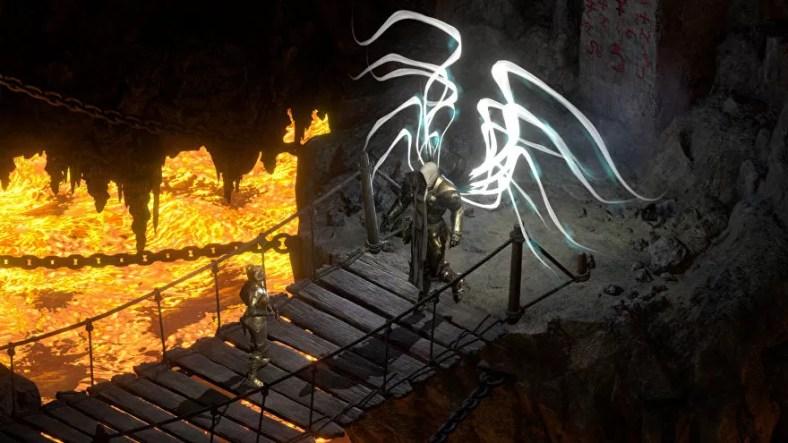 Diablo II: Persyaratan PC yang Dibangkitkan