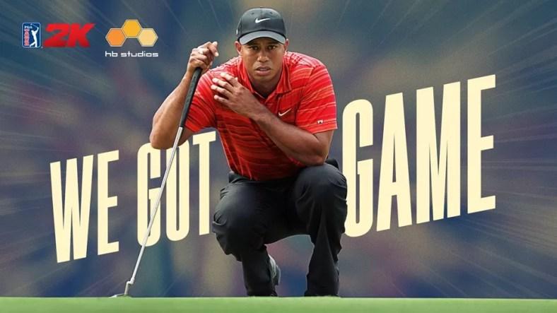 2K Tiger Woods