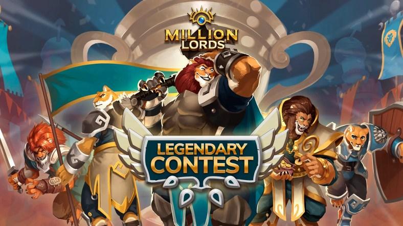 Kompetisi Million Lords Esports