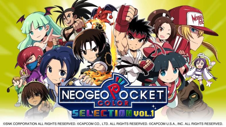 NEOGEO POCKET COLOR SELECTION Vol 1