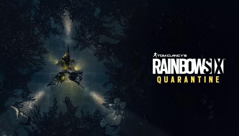 Gameplay Rainbow Six Parasite