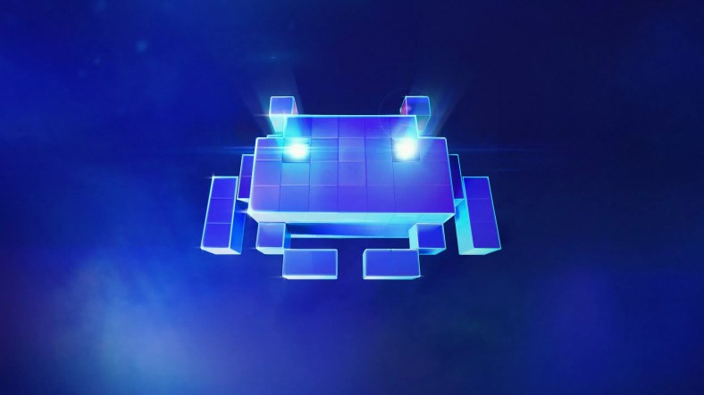 Space Invaders Augmented Reality