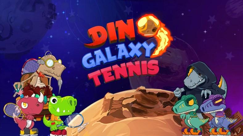 Tenis Dino Galaxy
