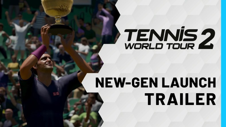 Tennis World Tour 2 Generasi Baru