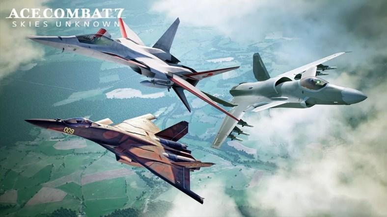 Ace Combat 7: DLC Hari Jadi ke-25