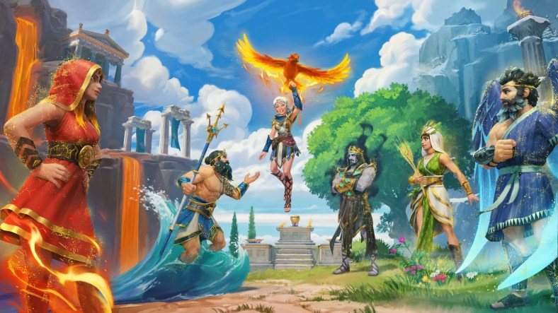 Immortals Fenyx Rising The Lost Gods