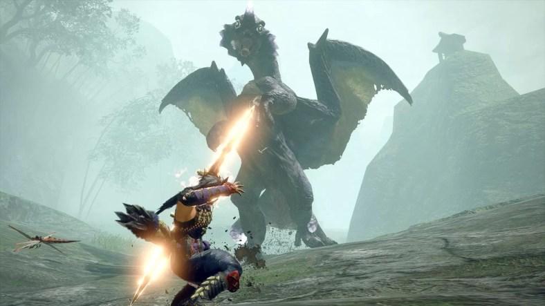 Pembaruan Monster Hunter Rise 2