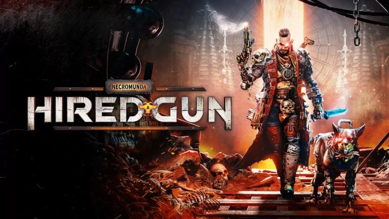 Necromunda: Trailer Senjata Sewa