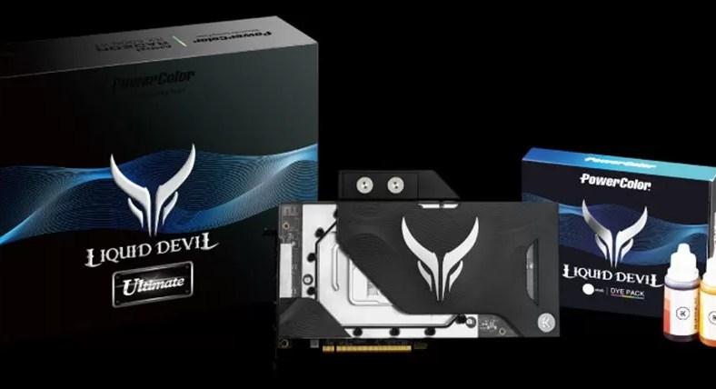 PowerColor 6900 XT Liquid Devil