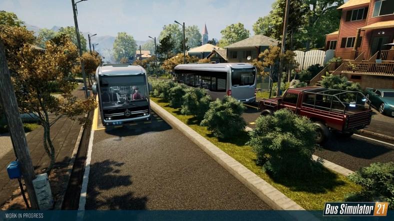 Simulator Bus 21