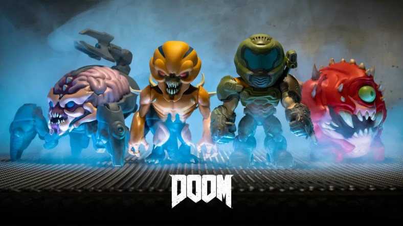 Patung-patung Doom Numskull