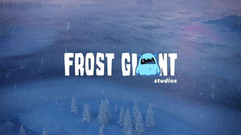 Frost Giant Epic Games