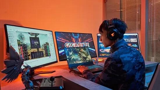 Laptop Gaming Gigabyte Ryzen