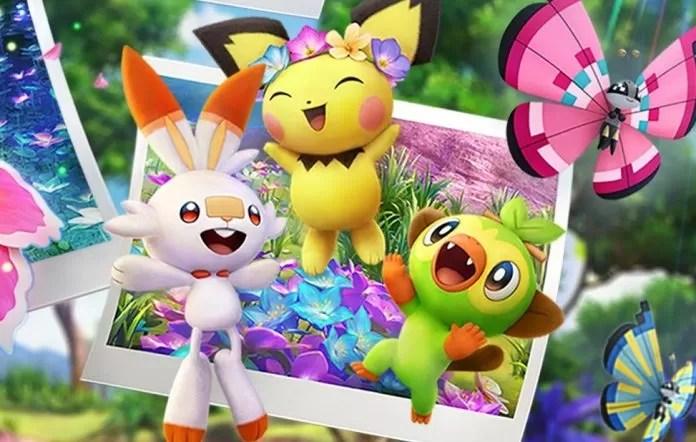 Panduan Foto Pokémon Snap 4 Star Baru