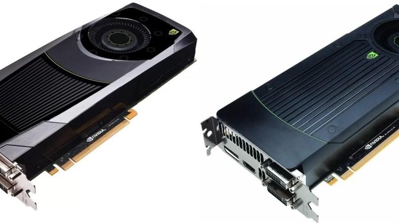 Nvidia Mendukung 600 Series