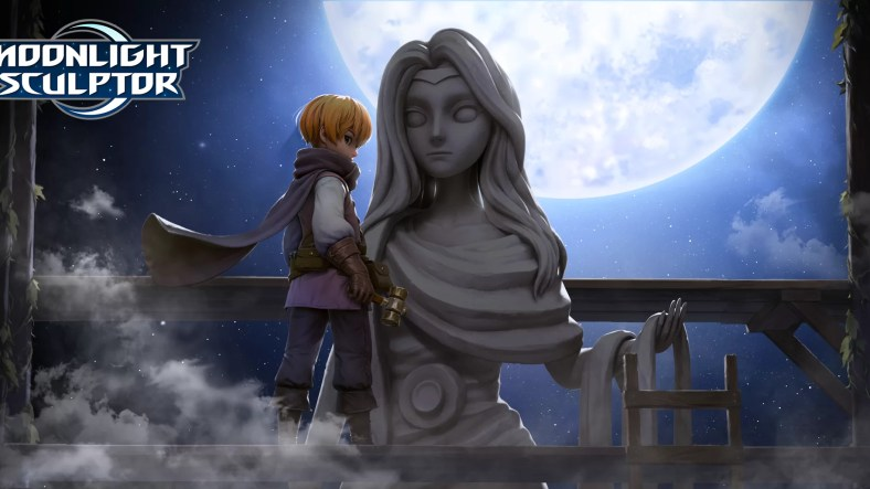 Peluncuran Moonlight Sculptor
