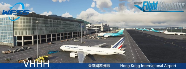 Bandara Microsoft Flight Simulator