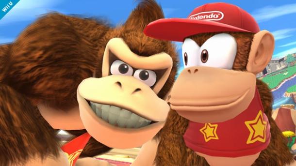 Diddy Kong de volta!