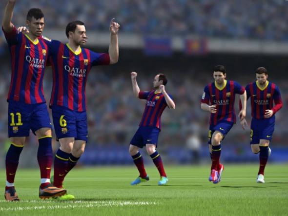 2. FIFA 2014