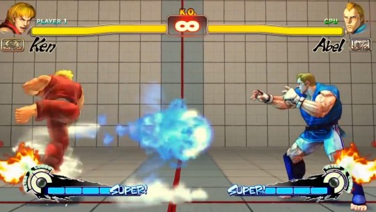 Ultra Street Fighter IV de rodoviária