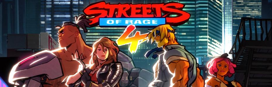 Como Achar as Fases Retro em Streets of Rage 4
