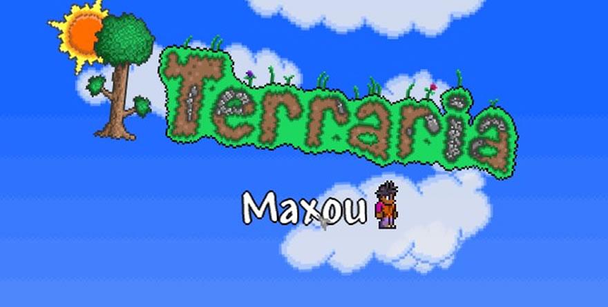 Terraria, c'est plus fort que moi !