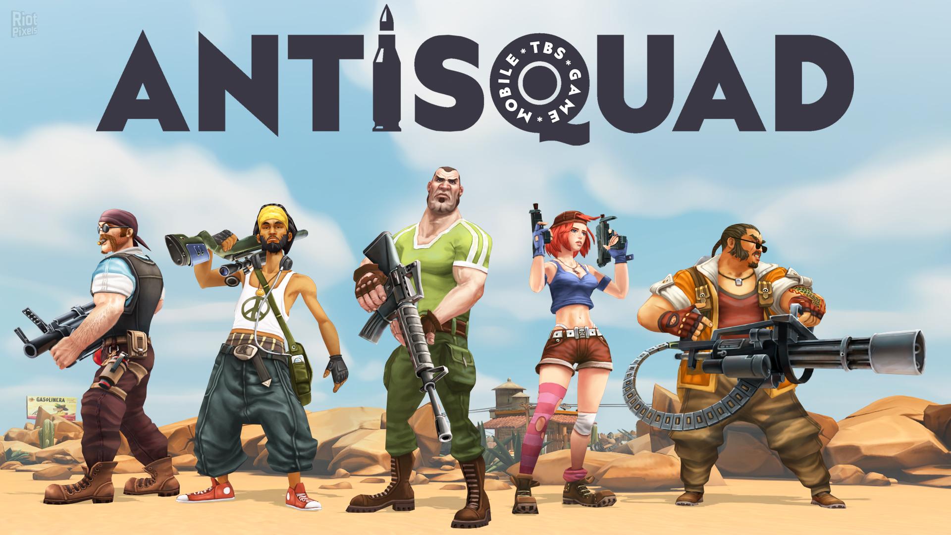 Preview Live! – Antisquad (PC)