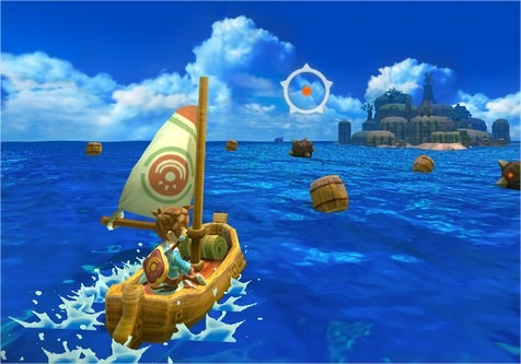 Oceanhorn : Monster of Uncharted Seas