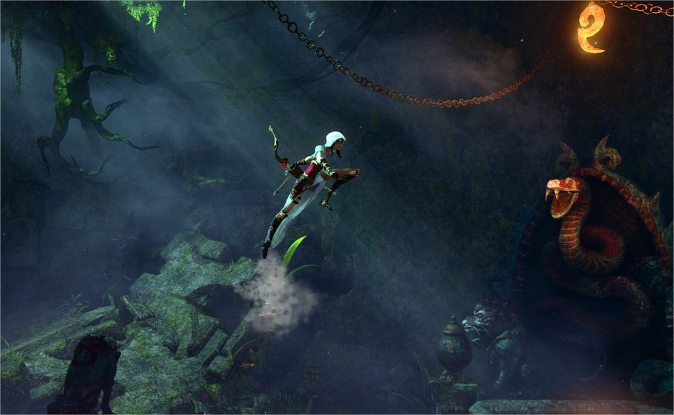 Preview – Trine 3 : The Artifacts of Power (PC)